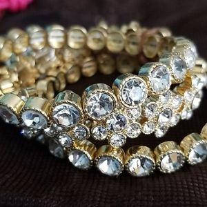 Natasha 3-Piece Stretch Bracelet Set